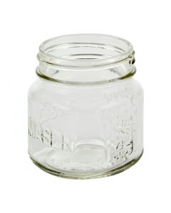 8 oz Mason Jar (Case of 12) - Fillmore Container
