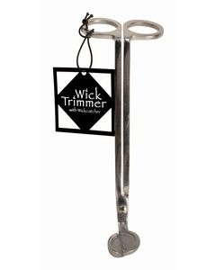 Wick Trimmer Wickman Stainless Steel