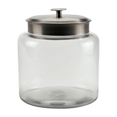 95506 15 Gallon Montana Jar with Stainless Steel Lid in Storage