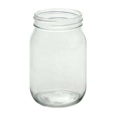 Wholesale Pint Mayo Glass Canning Jars Fillmore Container