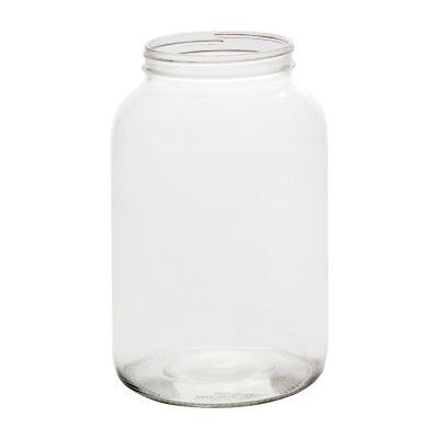 d0c3e42b202 128 oz Glass Jar (Case of 4) - Fillmore Container