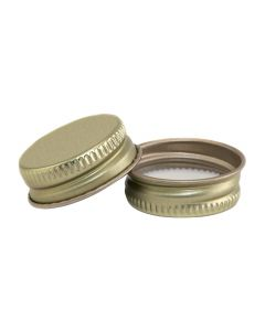 28mm CT Gold Metal PlastisolRC-028 Gold