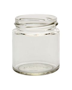 4 oz Straight-Sided Jars 58 Lug