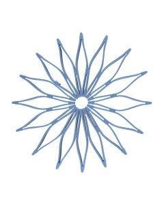 BLUE Blossom Trivet