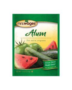Alum - Mrs WagesMRSW024