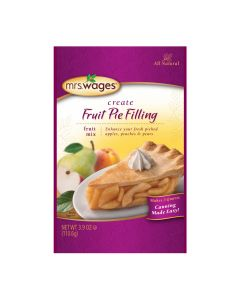 Fruit Pie Filling Mix - Mrs WagesMRSW017
