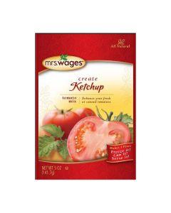 Ketchup Tomato Canning Mix - Mrs WagesMRSW015