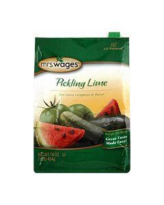 Pickling Lime - Mrs WagesMRSW022