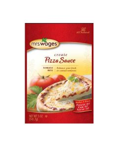 Mrs Wages Pizza SauceMRSW014