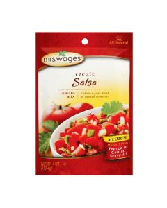 Mrs Wages Salsa MediumMRSW011