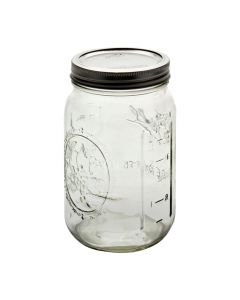 Ball Wide Mouth Quart Jars with Bands & Lids - 32 ozJ67000