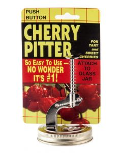 Cherry Pitter For Mason JarsCHERRY PITTER
