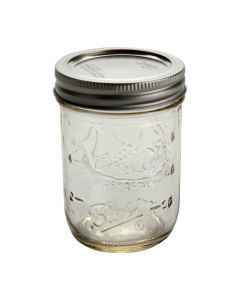 Ball Regular Mouth 8 oz Jars with Bands & LidsJ60000
