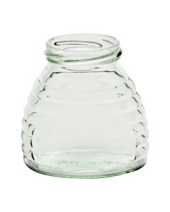 12 oz Skep (Hive) Jar 58mm LugG12-20W