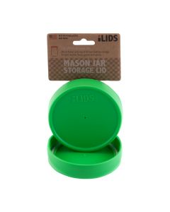 Storage Lid for Mason Jar iLid Wide Mouth  Grass GreenIL WM Storage Grass Green