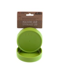 Storage Lid for Mason Jar iLid Wide Mouth  Lime GreenIL WM Storage Lime Green