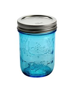 BLUE Ball Collection Elite RM 8 oz Jars w-B&LJ69022