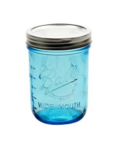 BLUE Ball Collection Elite RM 8 oz Jars w B&LJ69023