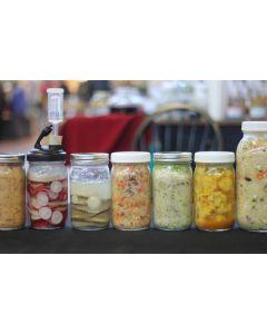 Vegetable Fermenting Workshop