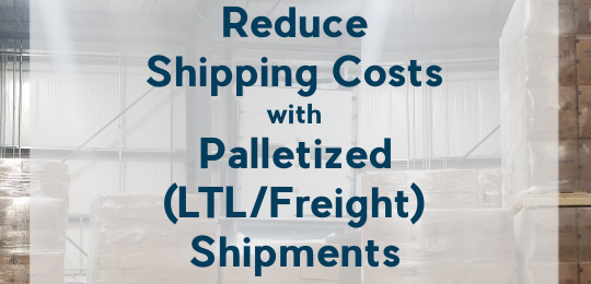 Can Palletized Shipping Save Money?