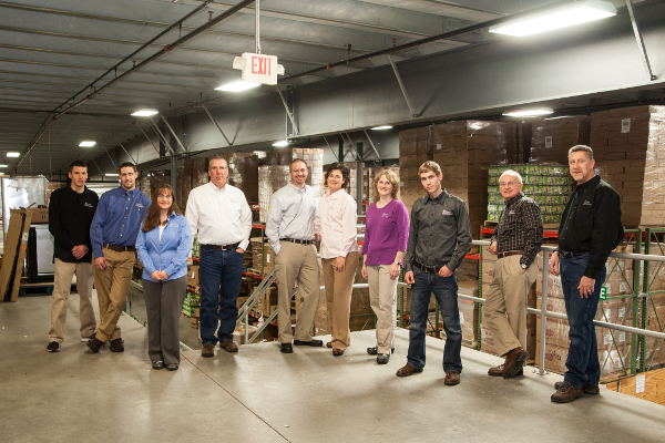 Your Fillmore Team (left to right): Ben, Chad, Kim, Kent, Keith, Lisa, Michele, Conrad, Larry and Rick.